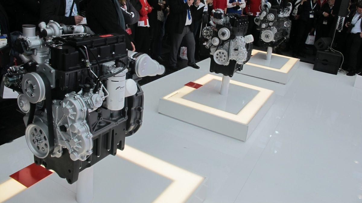 FPT F28 двигун року 2020.