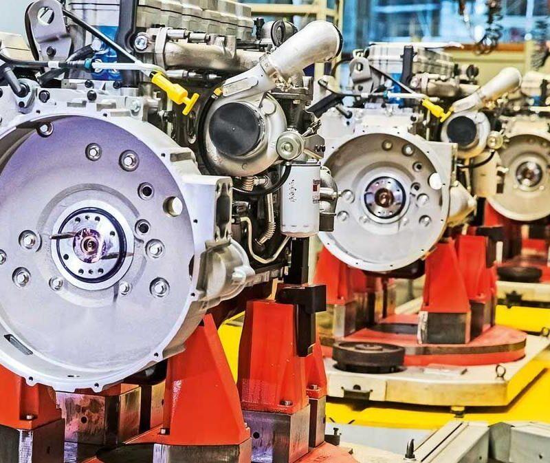 Застосування двигунів Cummins на різних типах техніки.