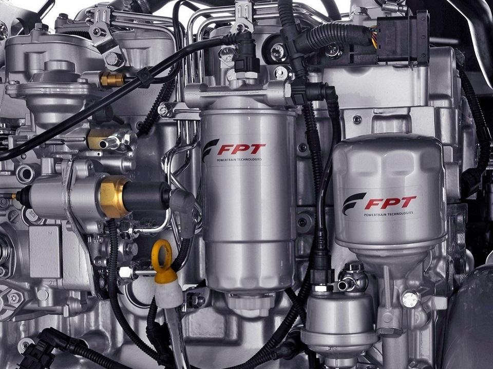 двигун FPT-Iveco
