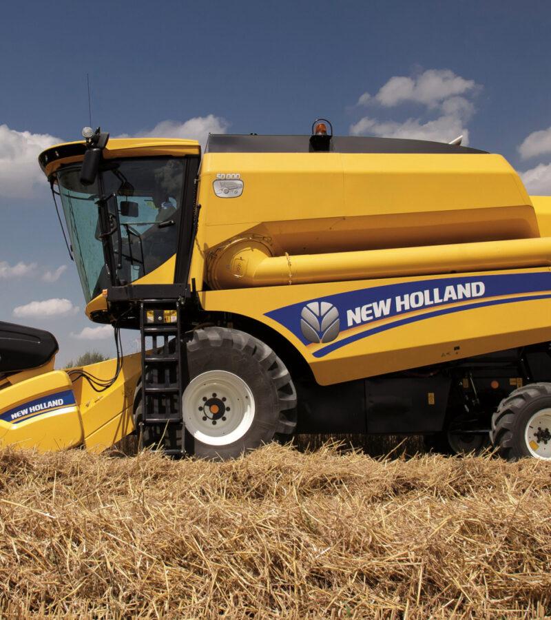 Комбайн New Holland серії TC