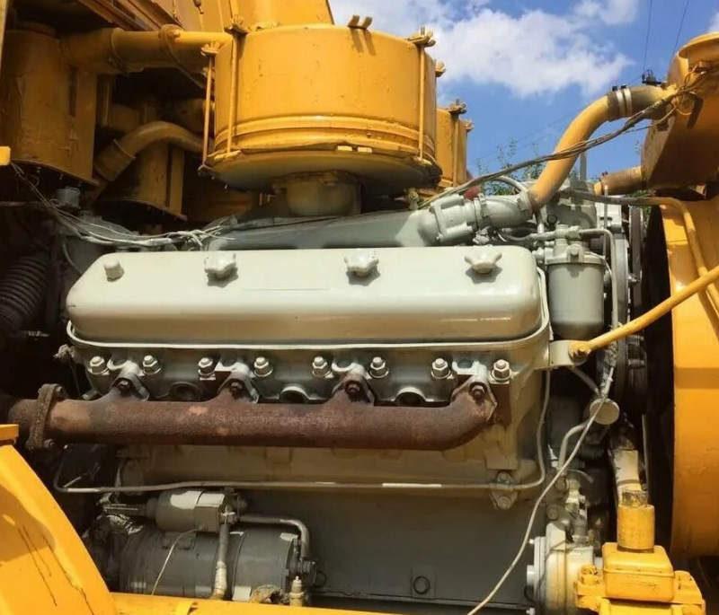 Перегрев двигателя комбайнов и тракторов