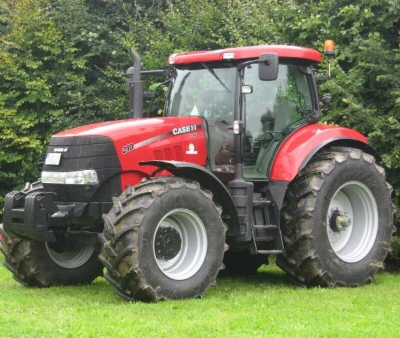 Трактор PUMA 210 и PUMA 240