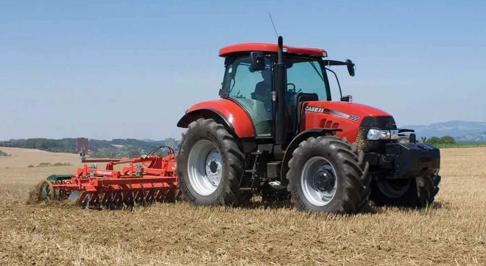 Трактори Puma 155 і 180