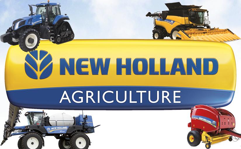 new holland логотип